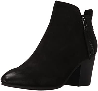 df5d0e64c44ce Amazon.com | Steve Madden Women's Julius Ankle Bootie, Black Leather ...