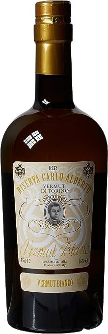 Riserva Carlo Alberto Vermuts Vino Blanco - 750 ml