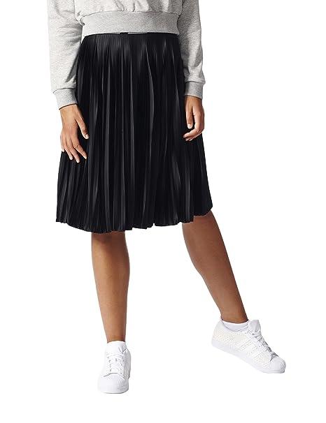 adidas Pleated Skirt Falda, Mujer: Amazon.es: Ropa y accesorios