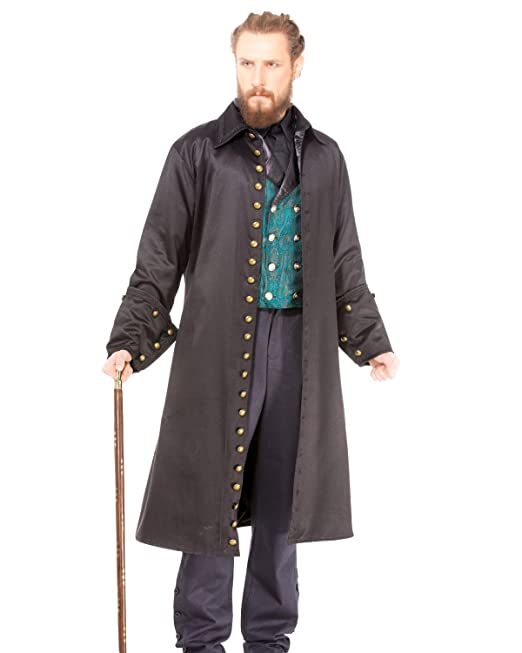Steampunk Gótico Victoriano Disfraz de perchero de pared de ...