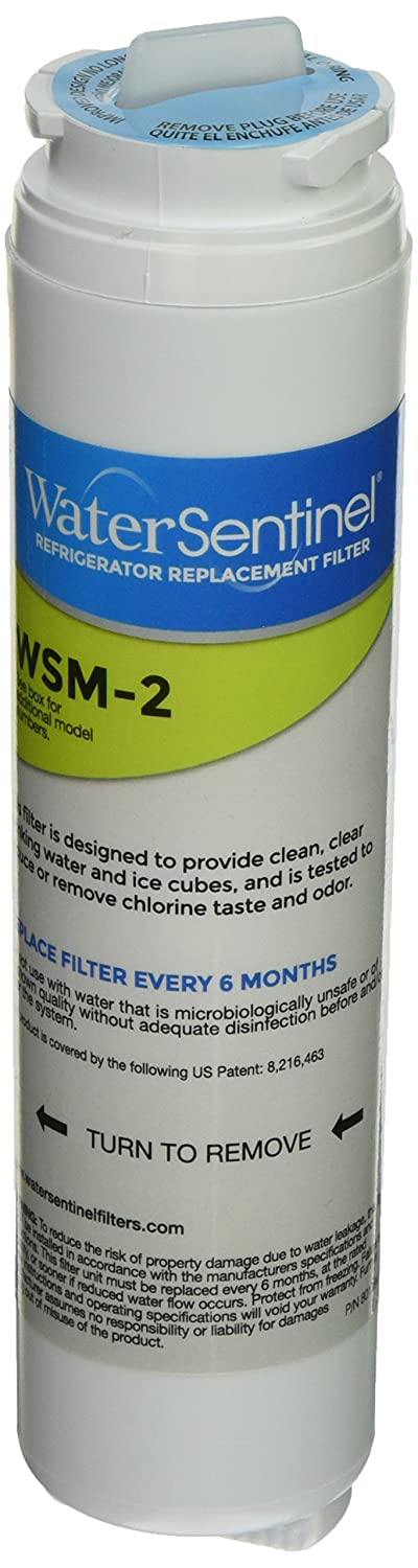 WaterSentinel WSM-2 Refrigerator Replacement Filter: Fits Whirlpool Filter 4