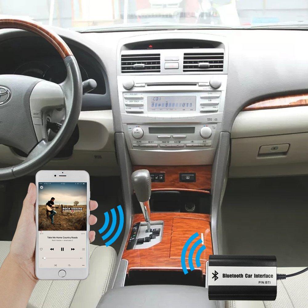 Car Stereo Bluetooth Kits For Toyota Camry Corolla Rav4 1998 V6 Fuse Box Tacoma Highlander Sienna Tundra 4runner Prius Avalon Yaris Sequoia Lexus Rx Es Is Gx Gs
