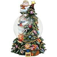 Árbol de Navidad con sonido y figuras mágicas