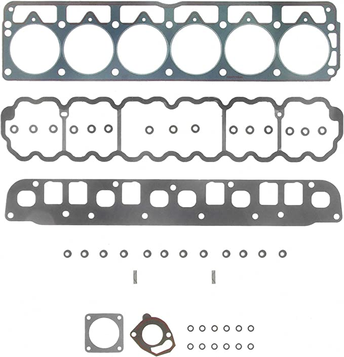 Engine Cylinder Head Gasket Fel-Pro 9076 PT-1