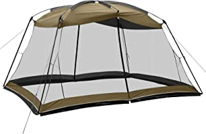Superrella Screen House 13x9 Ft Canopy Tent Sun Shade Shelter Perfect for Outdoor Activities