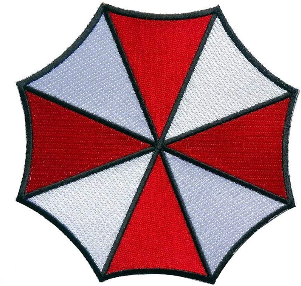 Amazon Com Main Street 24 7 Resident Evil Small Sz Umbrella