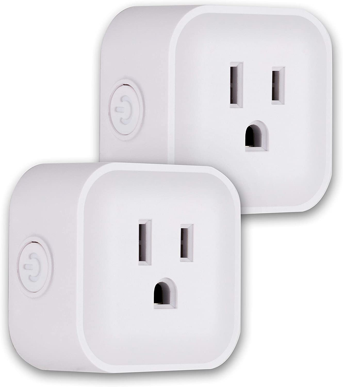 WiFi Smart Plug Socket Switch Outlet For Amazon Alexa Google Home Smart Control