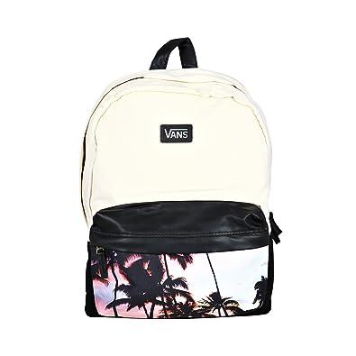 07c801a530 Vans G Deana II Natural Cream Black Backpack Rucksack  Amazon.co.uk  Shoes    Bags