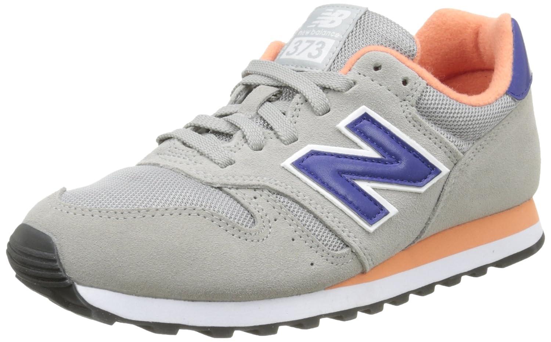 New Balance WL373 Lifestyle - Zapatillas de Deporte para Mujer 36.5 EU|Gris