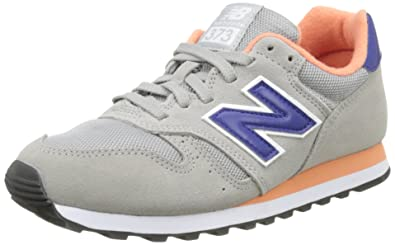 new balance damen orange