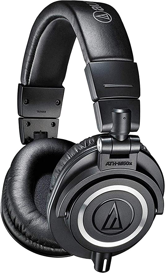 Over-Ear-Kopfhörer im Test Audio-Technica ATH-M50x