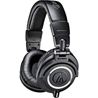 Audio-Technica Professional Studio Monitor Headphones ATH-M50X AUD ATHM50X