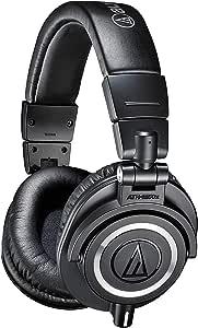 Audio Technica ATH-M50x DJ koptelefoon voor studio, zwart