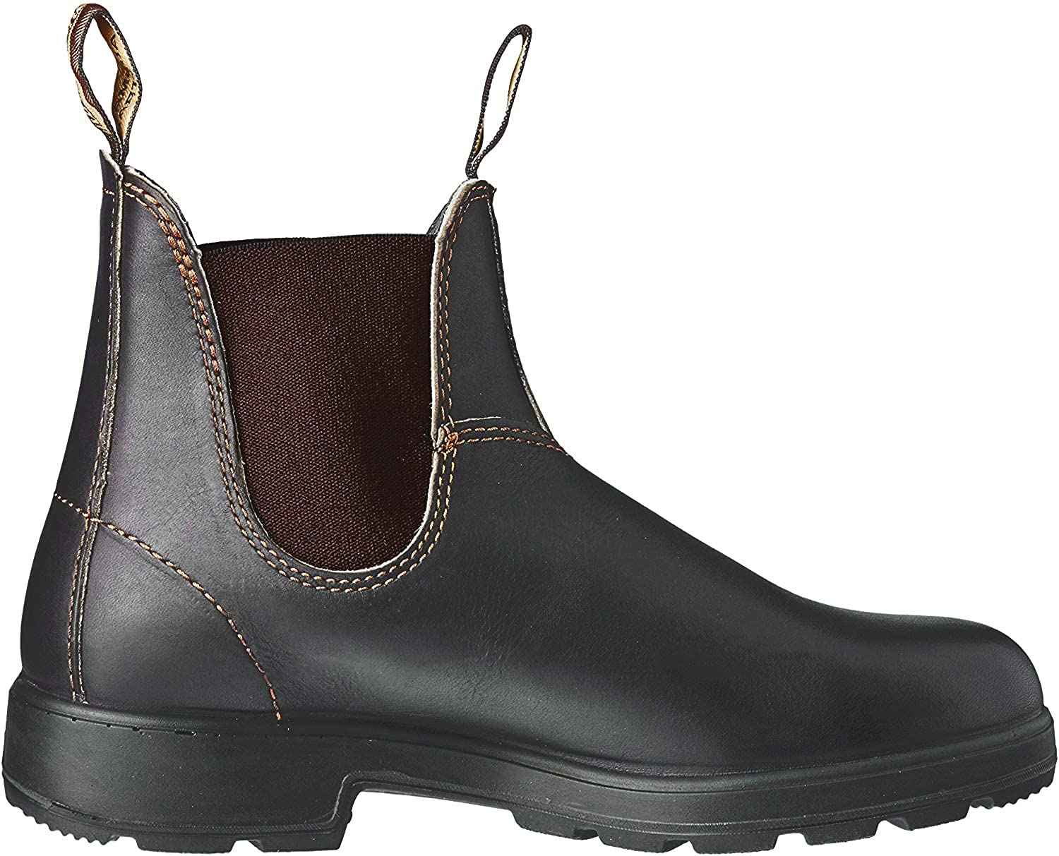 Blundstone Mens 587 Round Toe Chelsea Boot 587-M