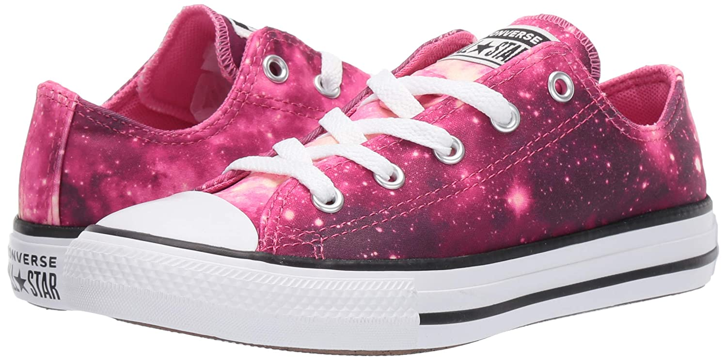 56f459214f Amazon.com | Converse Kids' Chuck Taylor All Star Miss Galaxy Print ...