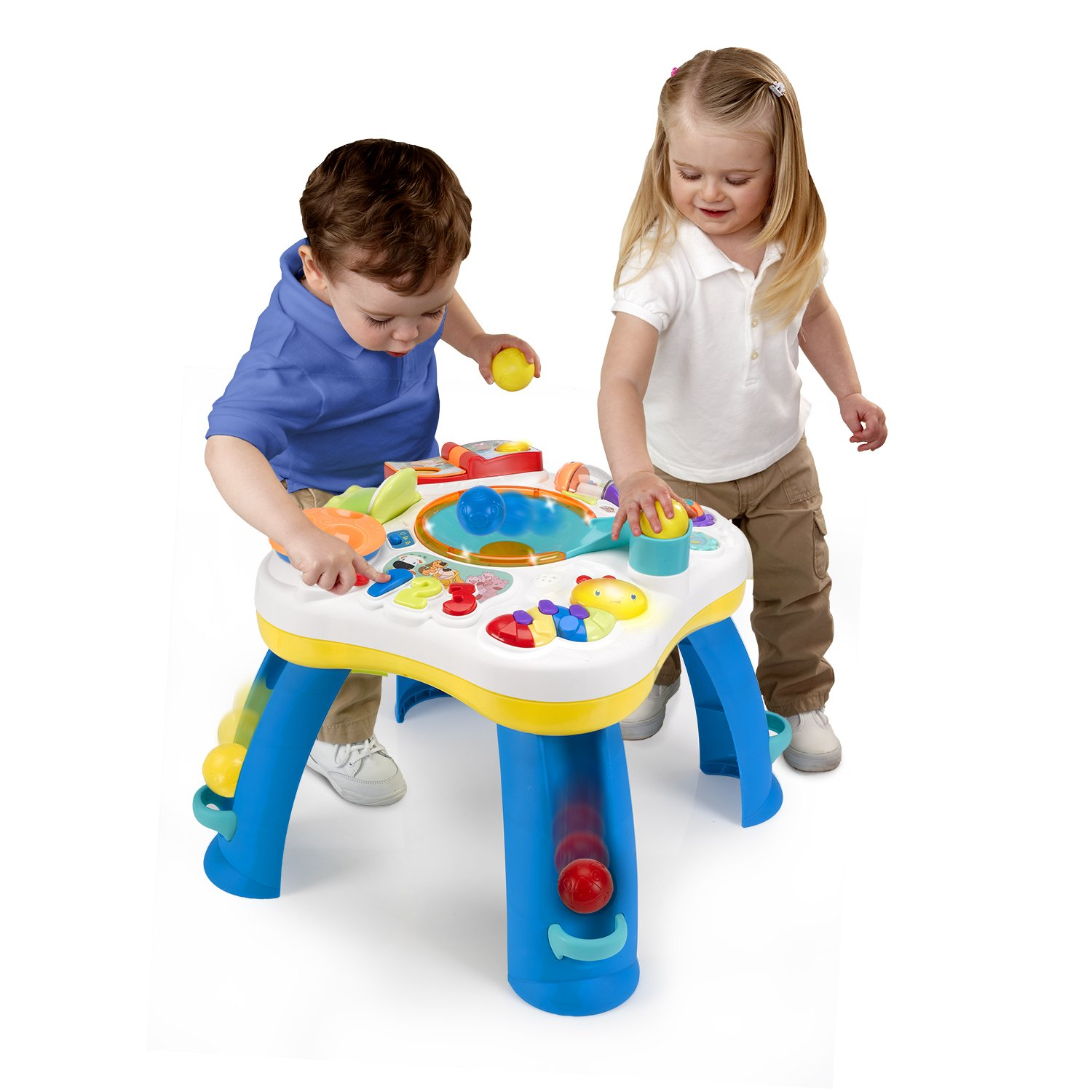 Amazon Bright Starts Having a Ball Get Rollin Activity Table