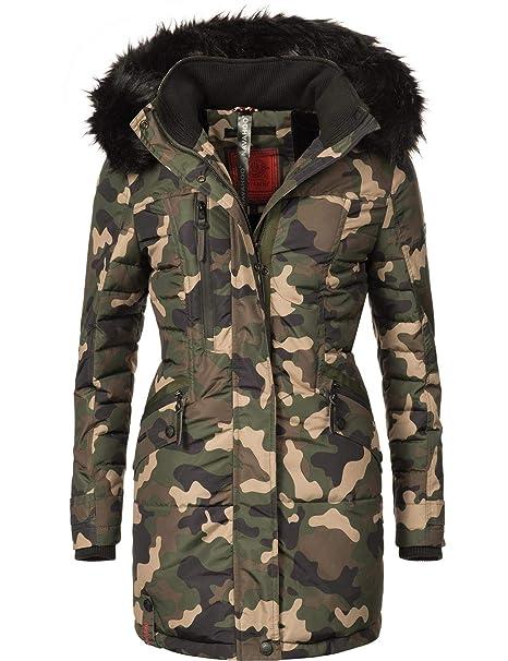 572f8fa860b8 Abrigo de invierno de la marca Navahoo, modelo Eliya, para mujer, fabricado  sin