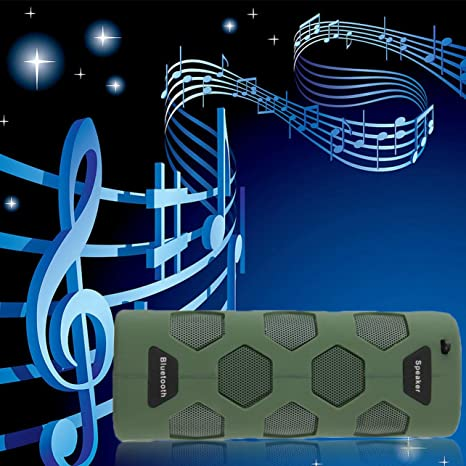 Review Portable Wireless Bluetooth Speaker