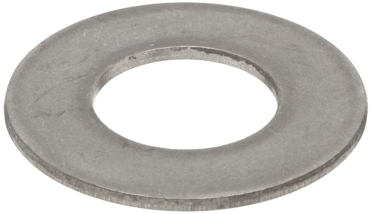 Wide Shim Flat Washer, 18-8 Stainless Steel, 1-1/4'' Bolt Size, 1.250'' ID, 1.875'' OD, 0.075'' Thick (Pack of 5)