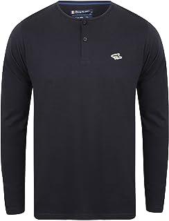 74d452740d2 Le Shark Mens Lanark V Neck Cotton Rich Long Sleeve Top: Amazon.co ...