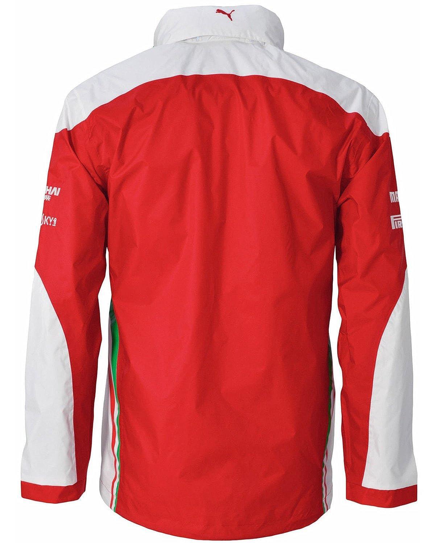 Scuderia Ferrari - Chaqueta - para hombre Rouge - Rouge M: Amazon.es: Ropa y accesorios