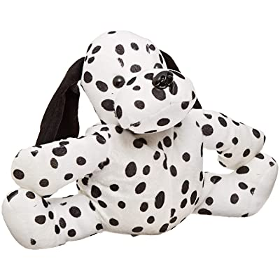 Abilitations Teacher's Pet Weighted Lap Dog, Dot, 3-1/2 Pounds (Limited Edition): Office Products