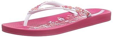 Ipanema Anat Lovely V Fem, Damen Zehentrenner, Mehrfarbig (White Pink 8071), 37 EU