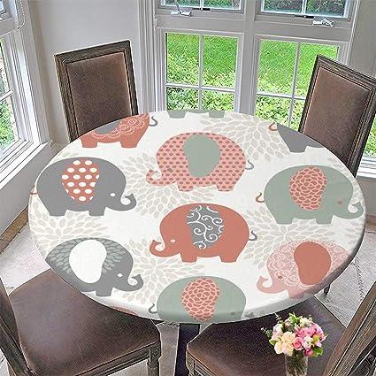 PINAFORE HOME Simple Moderno Ropa de Mesa Redonda Bebé Niño Bebé Niña Stuff  Elemento para Fondo a26a000d7e74