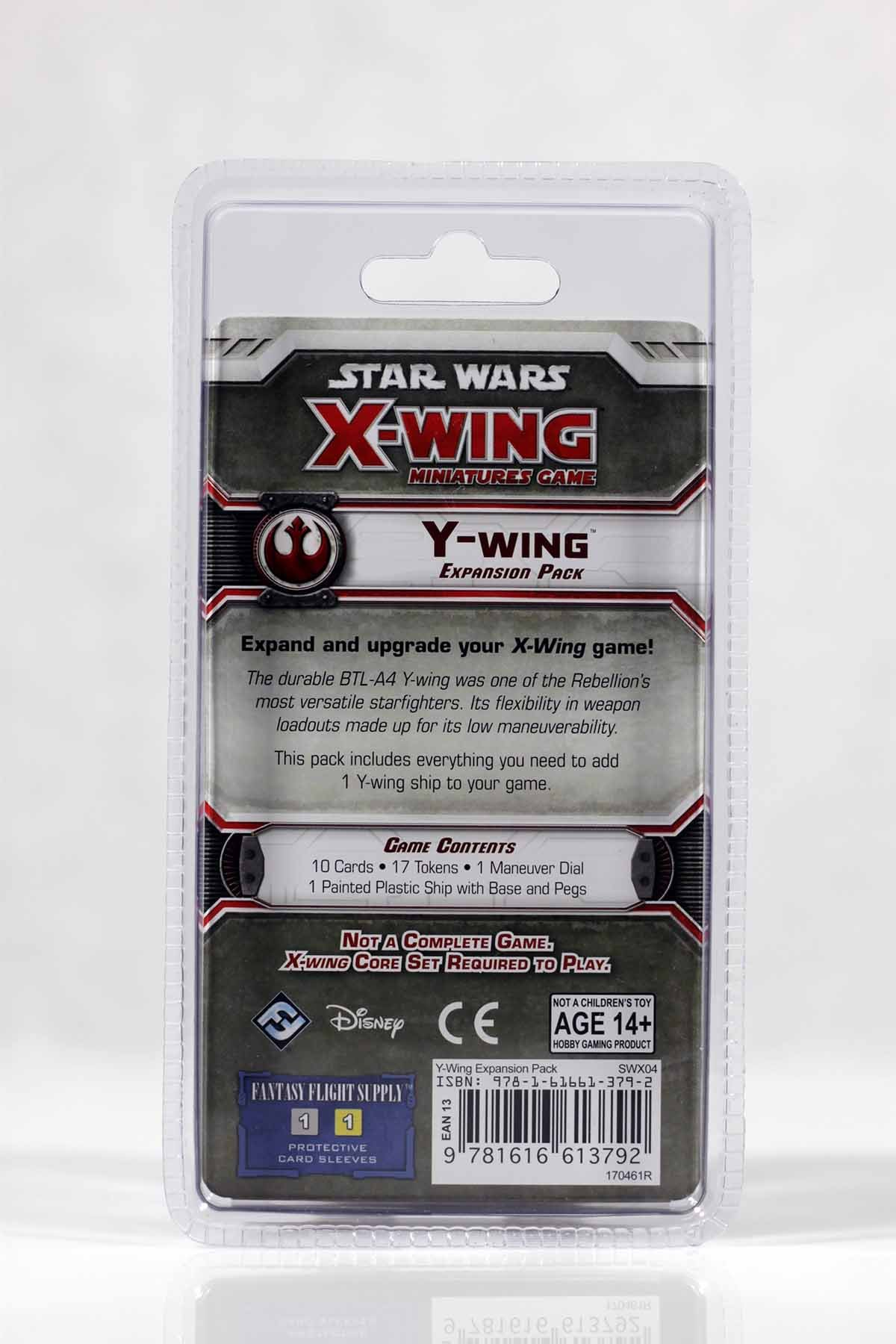 Fantasy Flight Games Star Wars X-Wing: Y-Wing Expansion Pack by Fantasy Flight Games