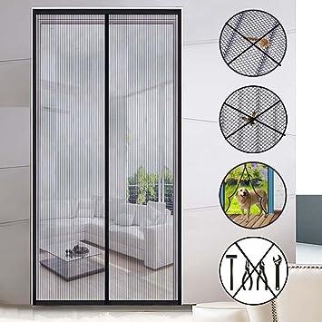 Magnetic Door Xinxu Magnetic Fly Screen Door Closes Automatically