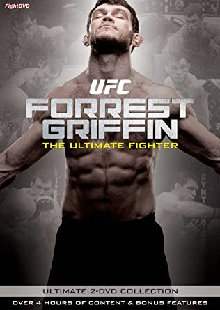 the ultimate fighter dvd