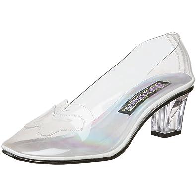 Crystal-100 - Pleaser Usa Shoes PnDSQqCYEi