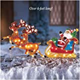 Amazon Com Christmas Quot Funny Characters Quot Yard Decoration