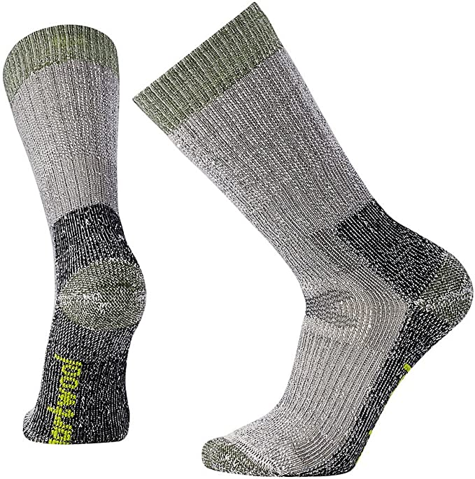 / Women/'s Extra Heavy Cushioned Wool Performance Sock Smartwool Mountaineering Crew Socks