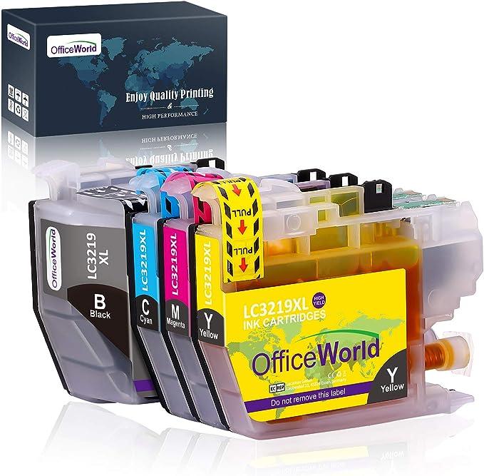 Officeworld Lc3219 Ink Cartridges Bürobedarf Schreibwaren