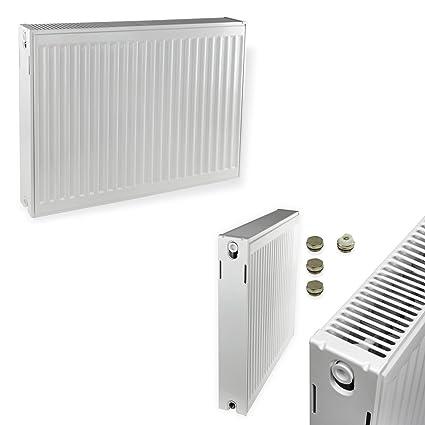 Stabilo Válvula Radiador/radiadores compactos Tipo 22 Ancho 600 mm
