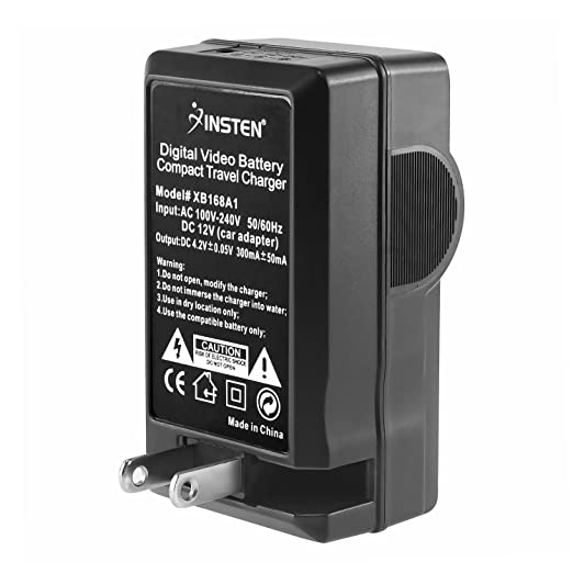 Amazon com : Insten Compact Battery Charger Set Compatible
