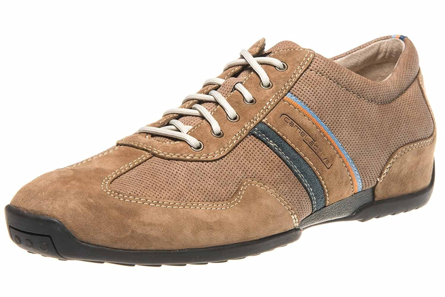 Beige camel active Space 24, Men's Low-Top