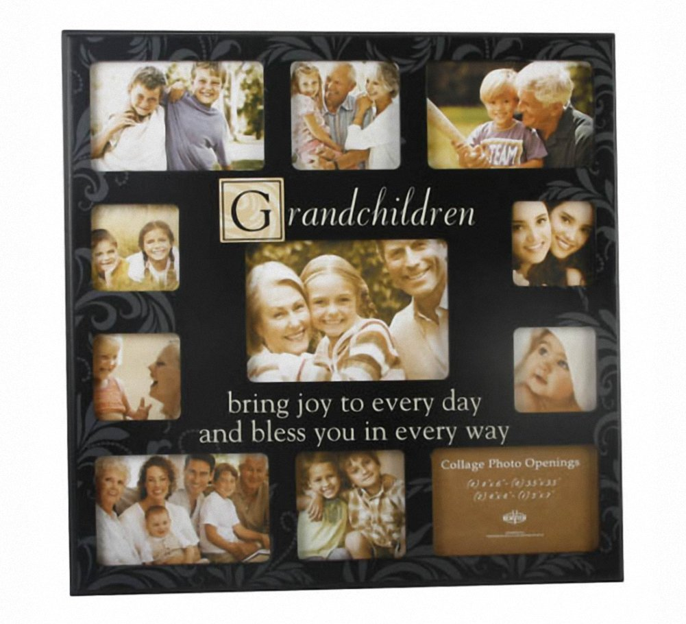 Large Grandchildren Collage Photo Frame, Grandparent\'s Gift by Baby ...