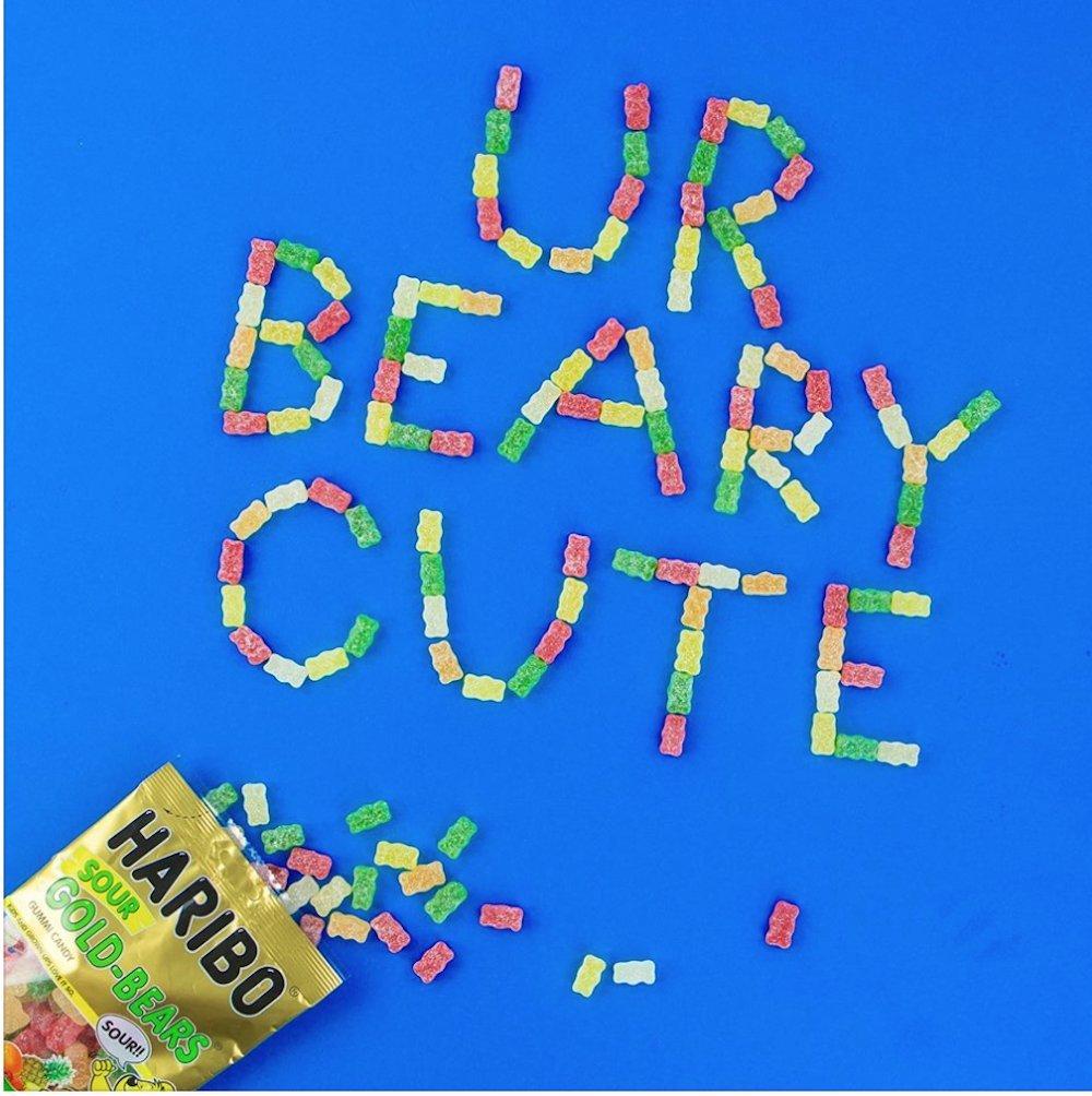 Haribo Gummi Candy, Goldbears Gummi Candy, Sour, 4.5 oz. Bag (Pack of 12) by Haribo (Image #6)