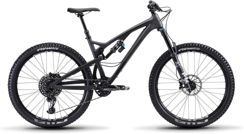 响尾蛇自行车发布5碳全悬挂山地自行车
