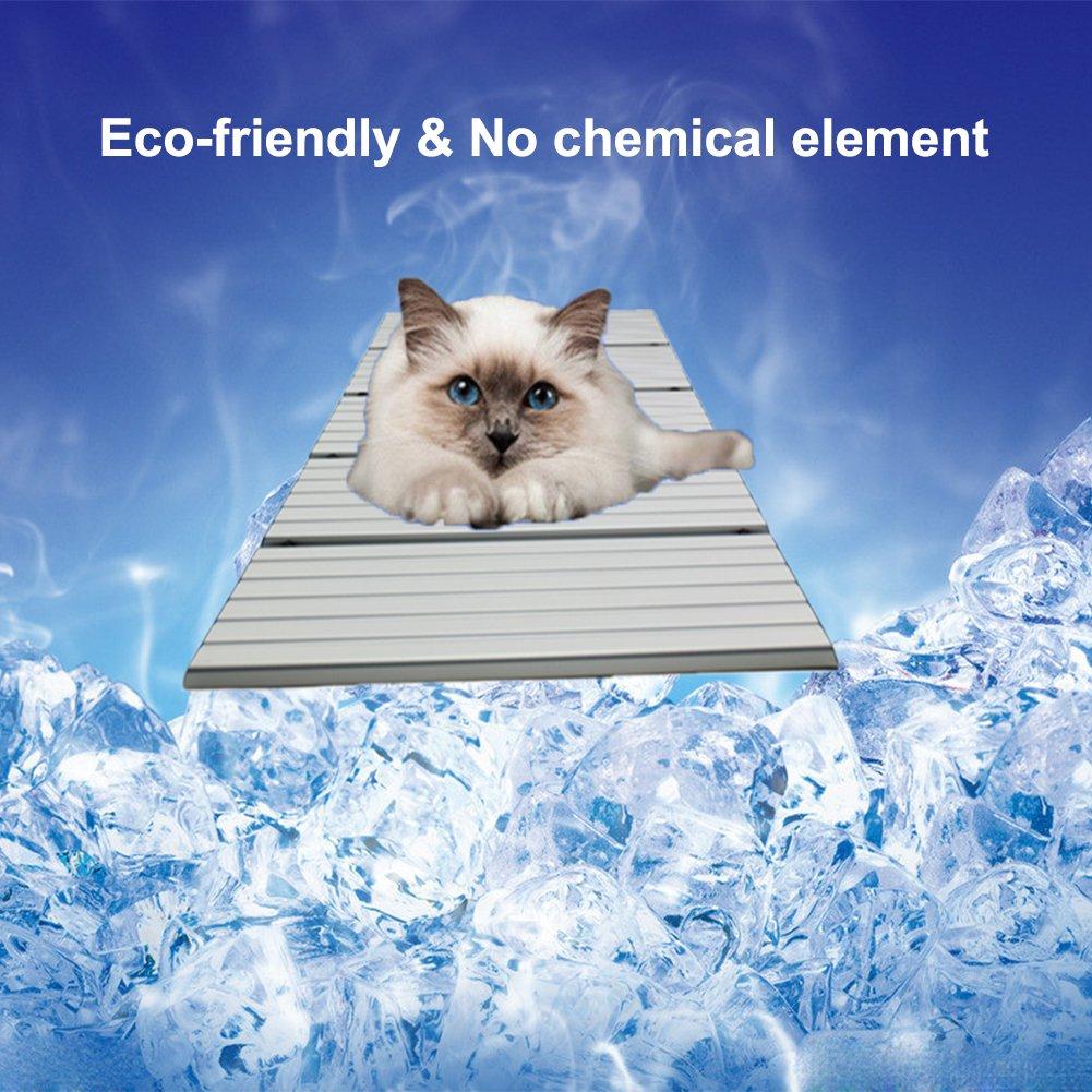 Amazon.com: Almohadilla de enfriamiento para mascotas de ...