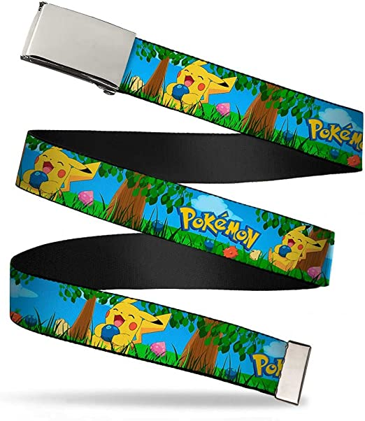 Multicolor Buckle-Down Mens Web Belt Tsum-1.5 Wide-Fits up to 42 Pant Size