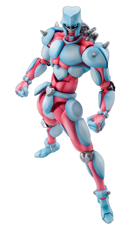 Super Figure Action [JoJo`s Bizarre Adventure] IV Part IV Adventure] 13.Crazy Diamond (Hirohiko Araki Specify Farbe) (PVC Figure) 0b4bcf