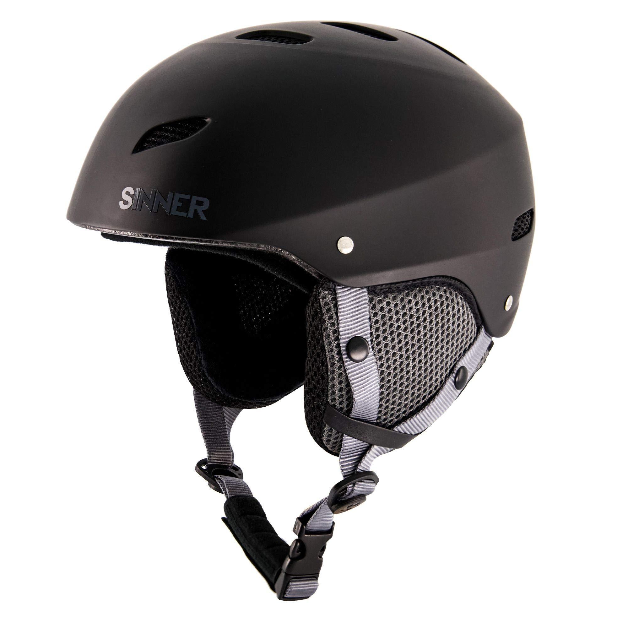 Sinner Ski & Snowboard Helmet