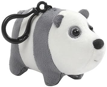 "Enesco We Bare Bears 2.5"" Plush Backpack Clip, ..."