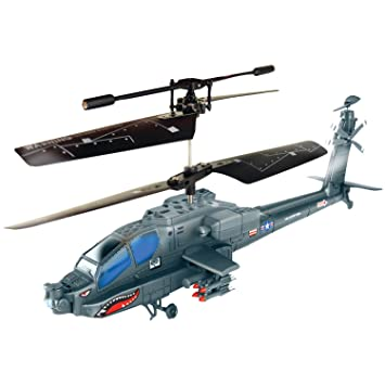 Swann Micro Attack RC Military Helicopter, Sports & Outdoors