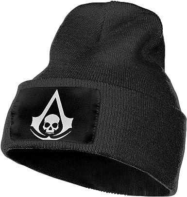 Amazon Com Men Mens Assassin S Creed 4 Black Flag Pirate Skull
