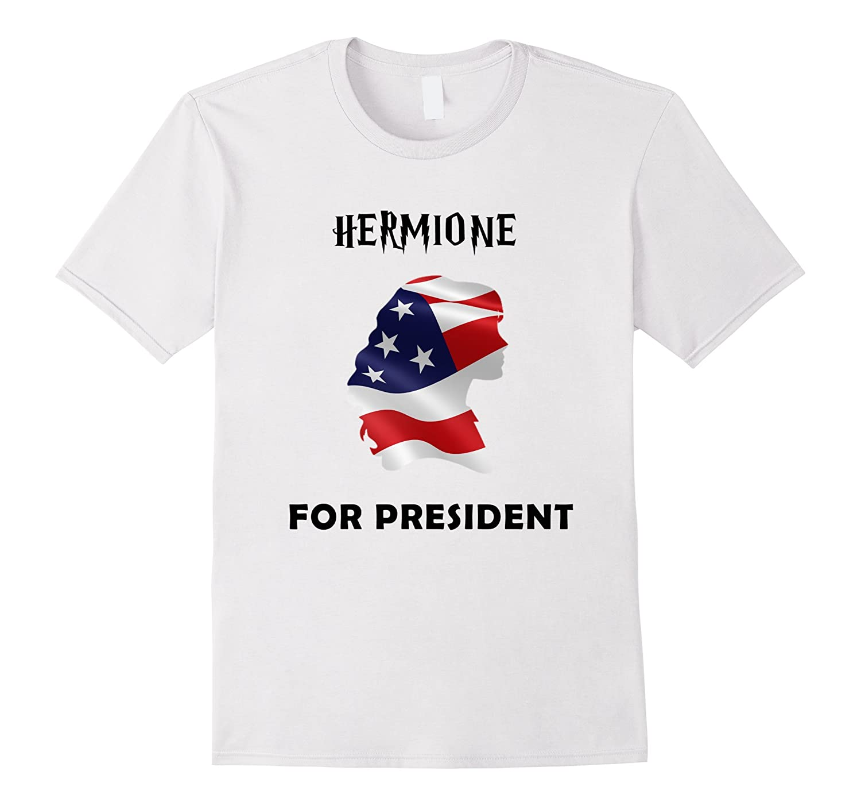 Madam President Im With Hermione 2016 T-shirt-RT