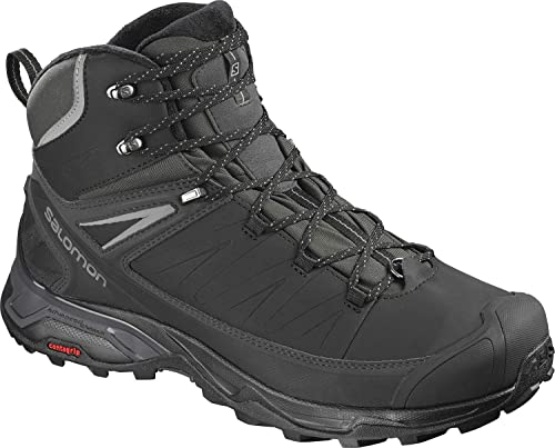 Salomon X Ultra Mid Winter CS WP Black Phantom Quiet Shade